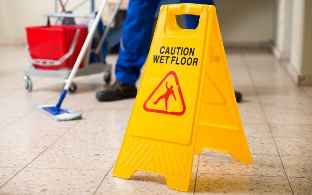 Slip and Fall – Filing Your Insurance Claim