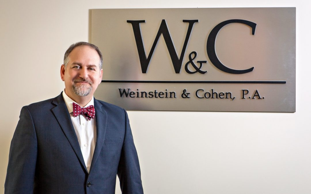 How Lawyers Work: Mark Weinstein, Personal Injury Attorney and West Wing Fanatic