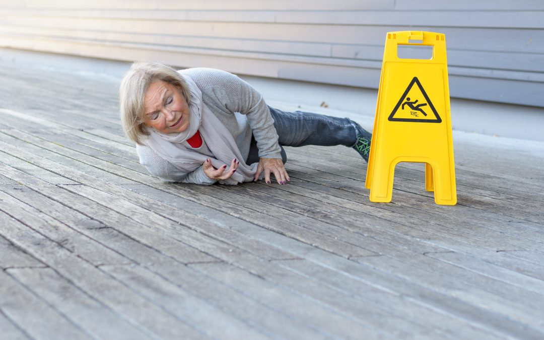 Slip & Fall: What to do and What not to do After a Slip and Fall Injury