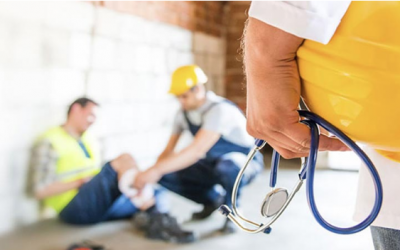 Injured at Work: Personal Injury in the Workplace vs. Workers' Compensation Claim